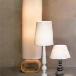 lampy różnej wielkości