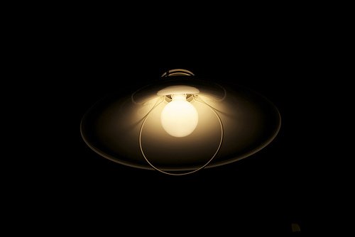 tradycyjna lampa